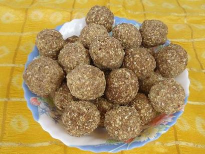 Best of the best jaggery recipes - Jaggery ladoos