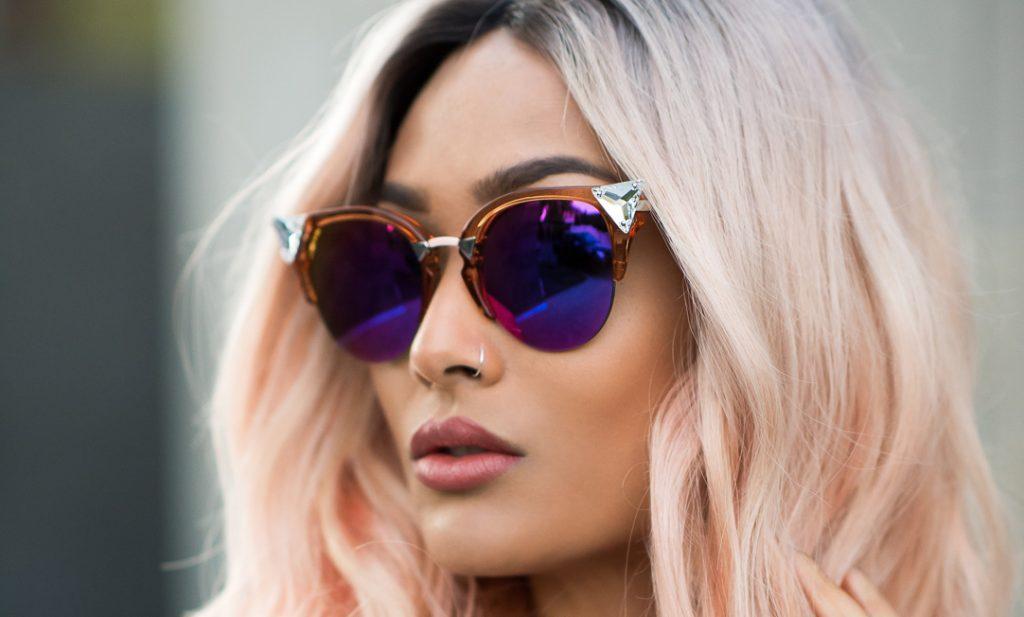 Fendi Eyewear 'Iridia' sunglasses 2018 Discount DLMe2