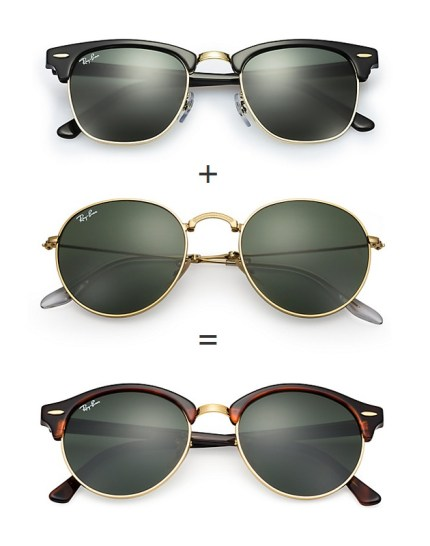 002472a177a9 The Ray-Ban Clubround: New Collection