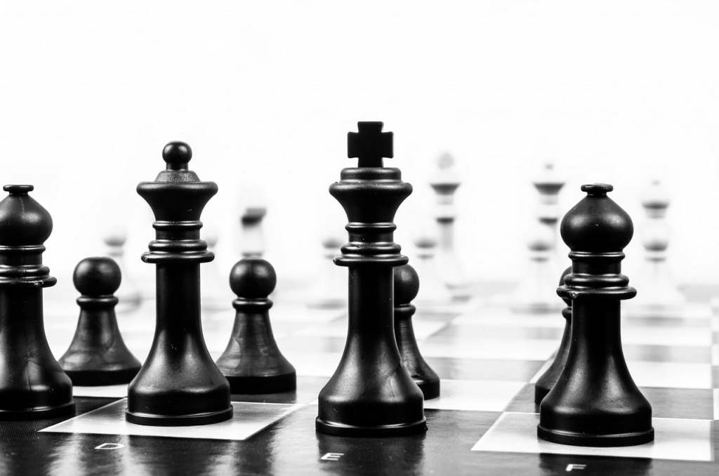 Pixabay  https://pixabay.com/en/chess-strategy-chess-board-316658/