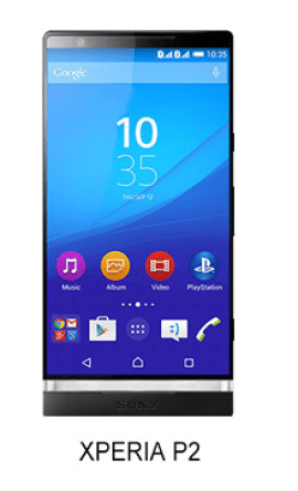 sony xperia p2 review