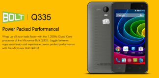 Micromax Bolt Q335 review