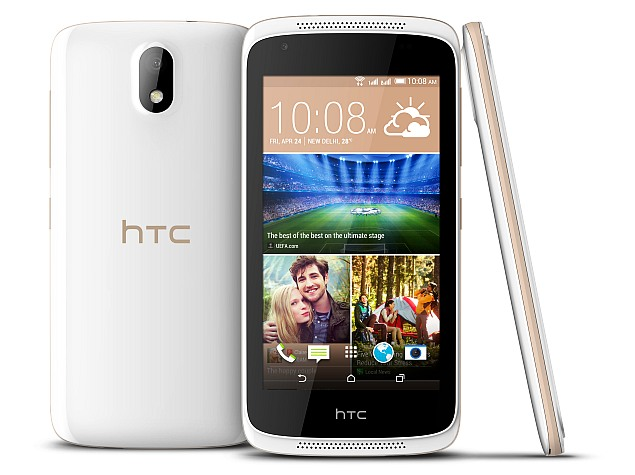 HTC Desire 326G release date