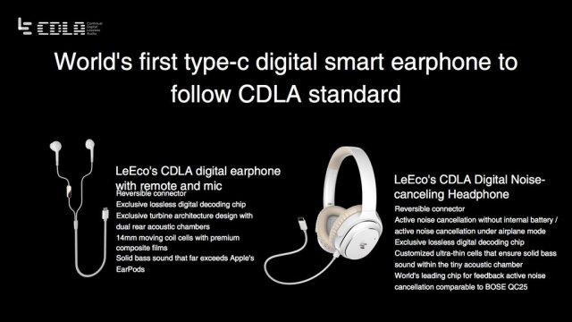 LeEco USB Type C Audio