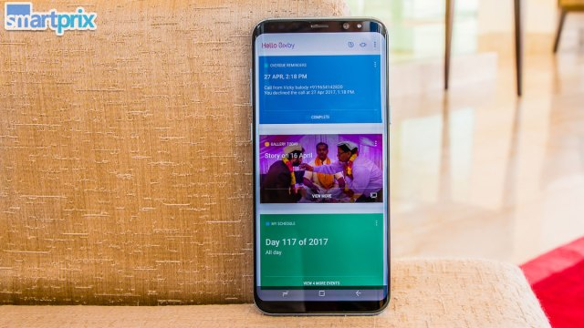 Samsung Galaxy S8+ Plus Indian Unit Review (19)