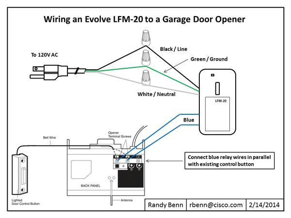 garage door wiring wiring diagram writehow to wire an evolve relay switch smartthings garage door programming garage door wiring