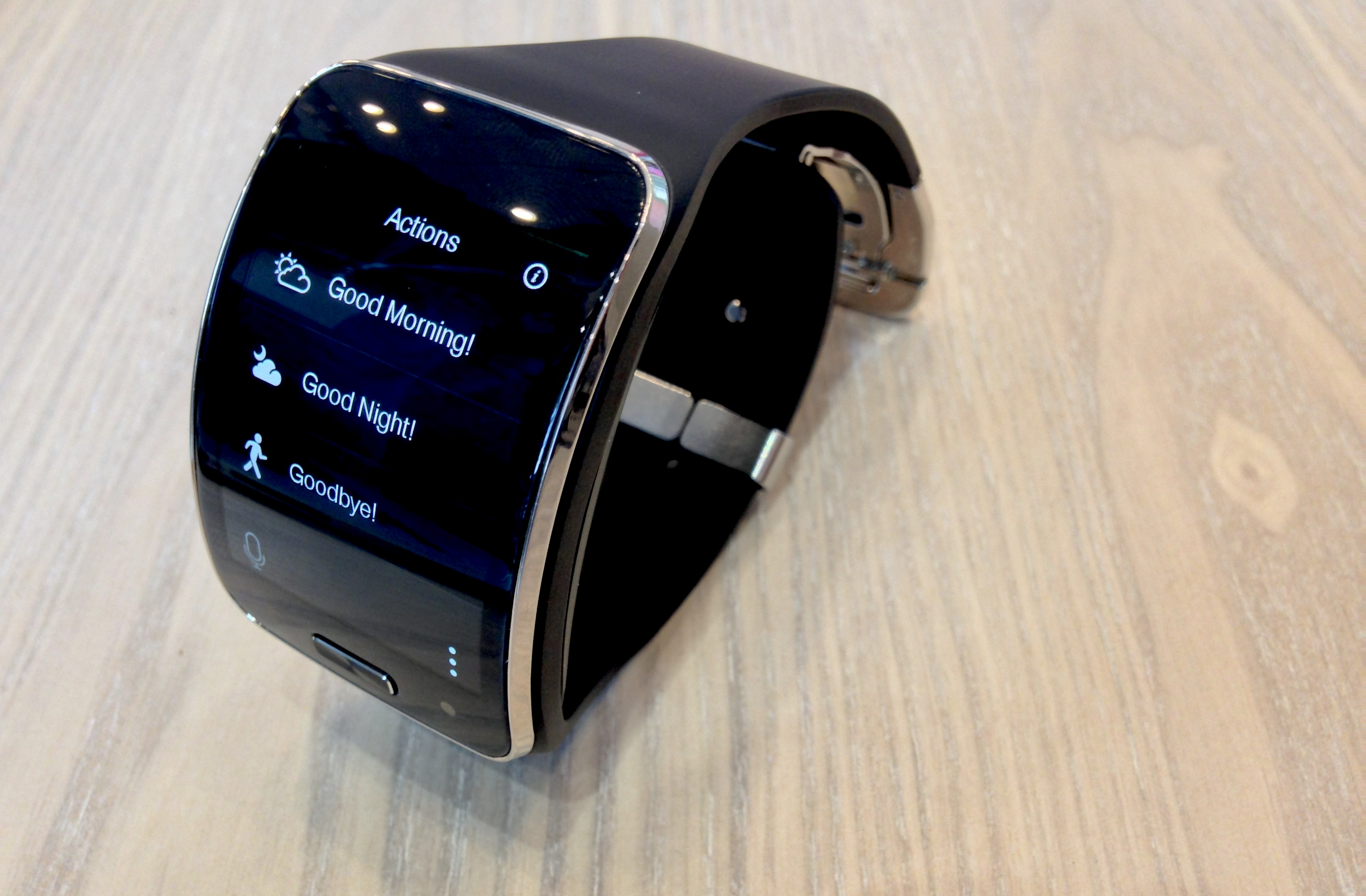 Giveaway Samsung Gear S