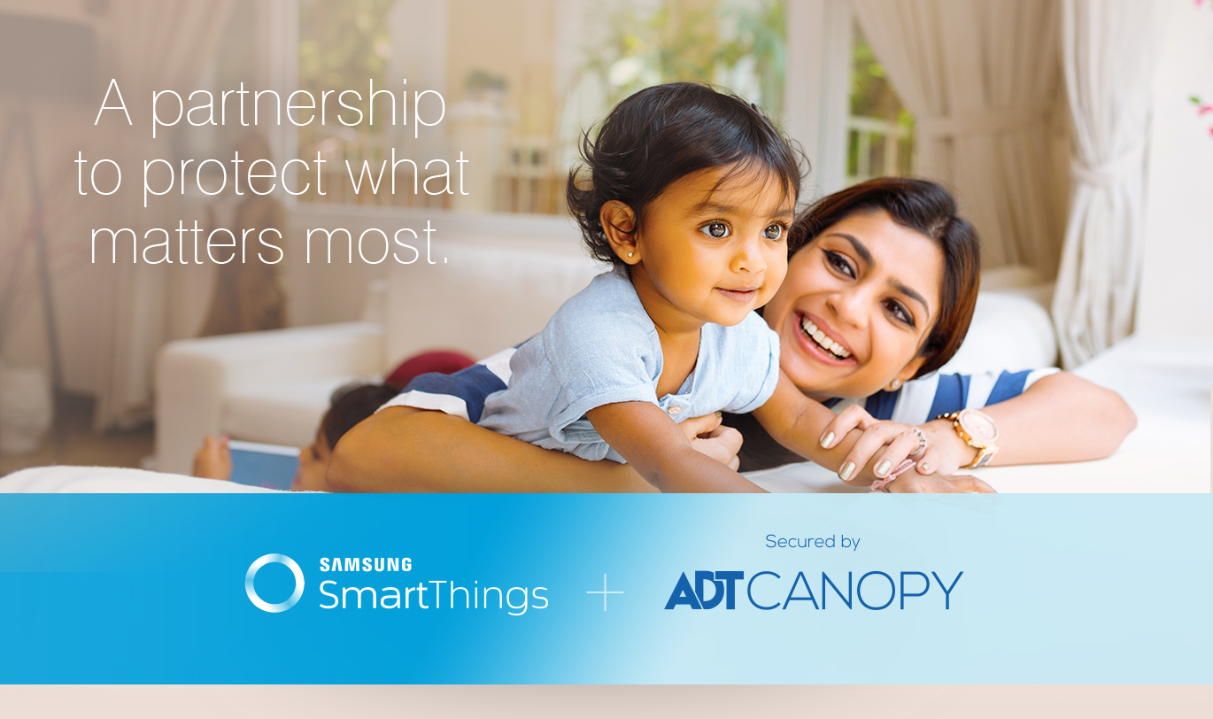 SmartThings + ADT Canopy  sc 1 st  SmartThings Blog : adt canopy cost - memphite.com