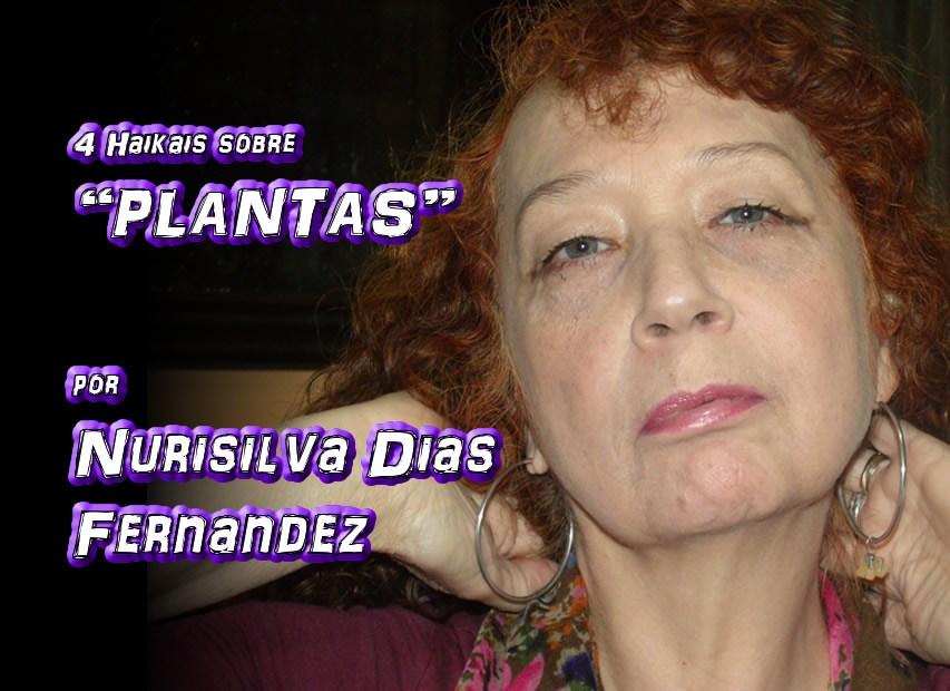 """07 - Poema """"CINCO HAIKAIS SOBRE PLANTAS"""" por Nurisilva Dias Fernandez - Pílulas de Poesia"""