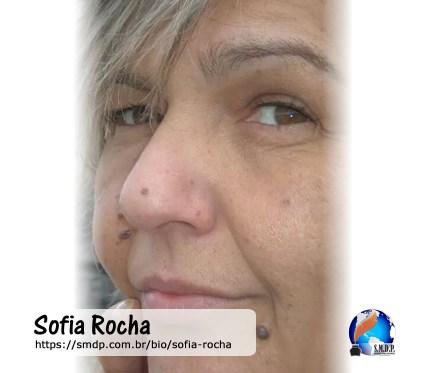 Sofia Rocha, poeta, participante no projeto Publique-se da SMDP em prol do Café com Poesia. Coleção: Leveza da Alma - Volume 8