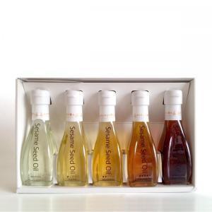 香りのグラデーション(ごま油セット)