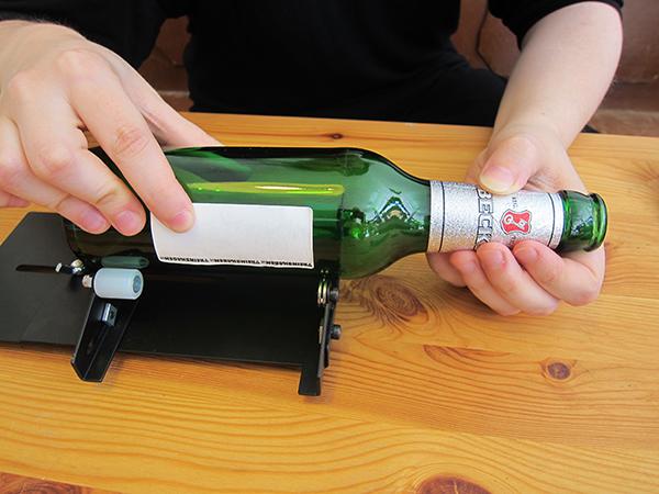 Flaschenschneiden Anleitung