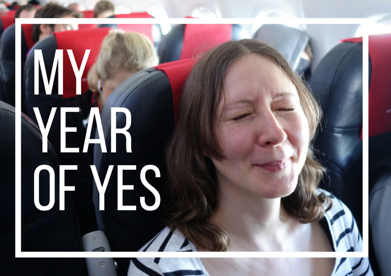 my year of yes, thanks to Shonda