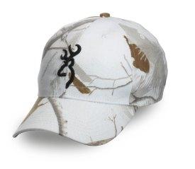 Snow camo hat