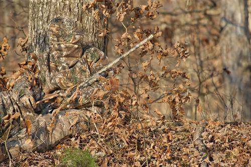 Realtree Xtra camo lets you hide in the trees!