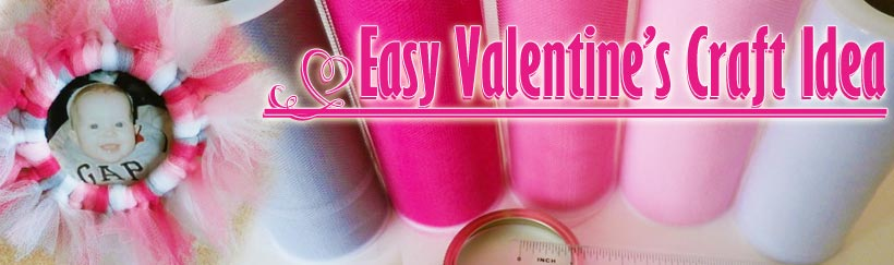 Easy Valentine Sweetheart Ornament