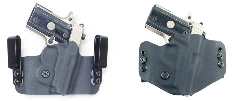 IWB & OWB CarryMeGear Holsters