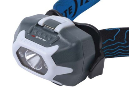 Night-Ize Inova STS Headlamp in Charcoal & White