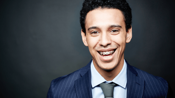 Maintaining oral hygiene with braces