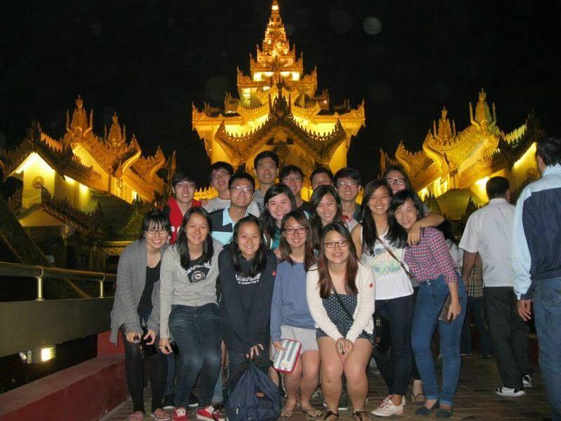 An OCSP trip to Myanmar