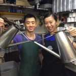 All in the family: Jack Sai, third-generation kopi stall operator