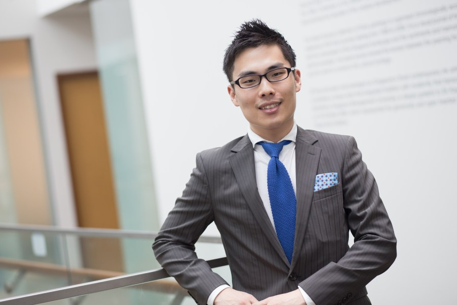 Current full-time SMU MBA student Jung-Yoon Kim