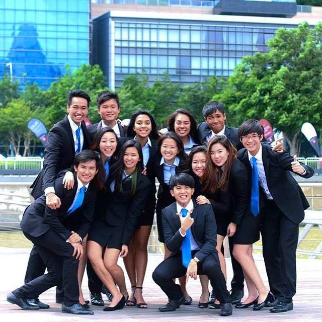 SMU Business - Bondue's 11th Executive Committee