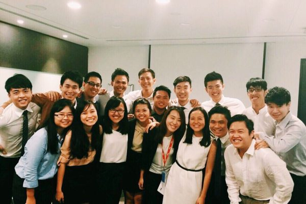 School of Economics — Summer internship at Aon Hewitt
