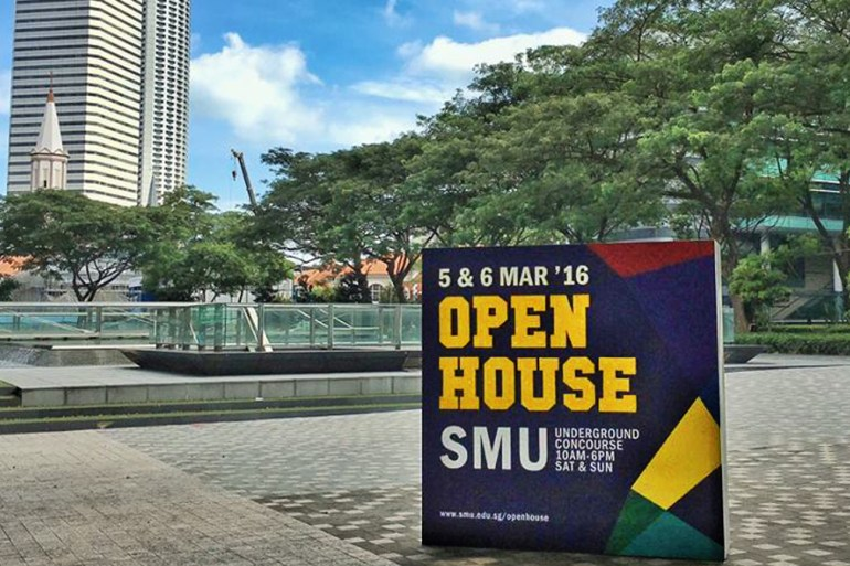 SMU Open House 2016