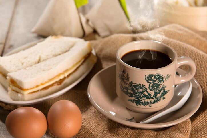 Traditional kopi