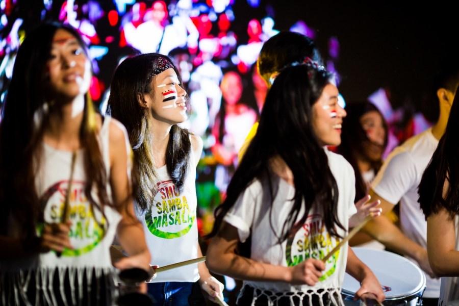 Samba Masala
