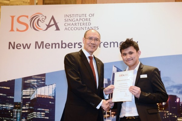 Top Scorers Share Insights on the Singapore CA Qualification