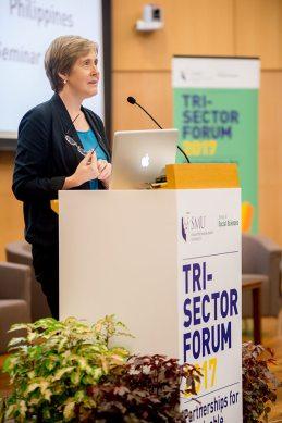 SMU Professor Ann Florini