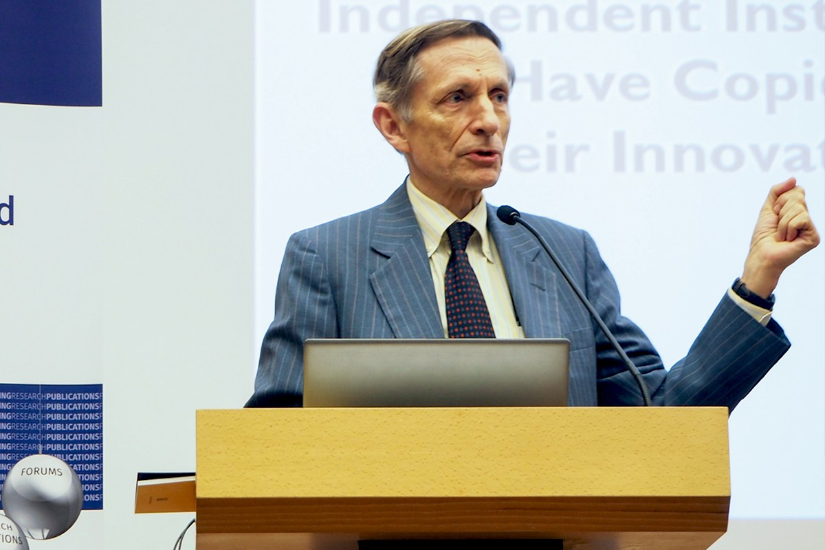 Bill Drayton: Embrace Change, or You're Toast