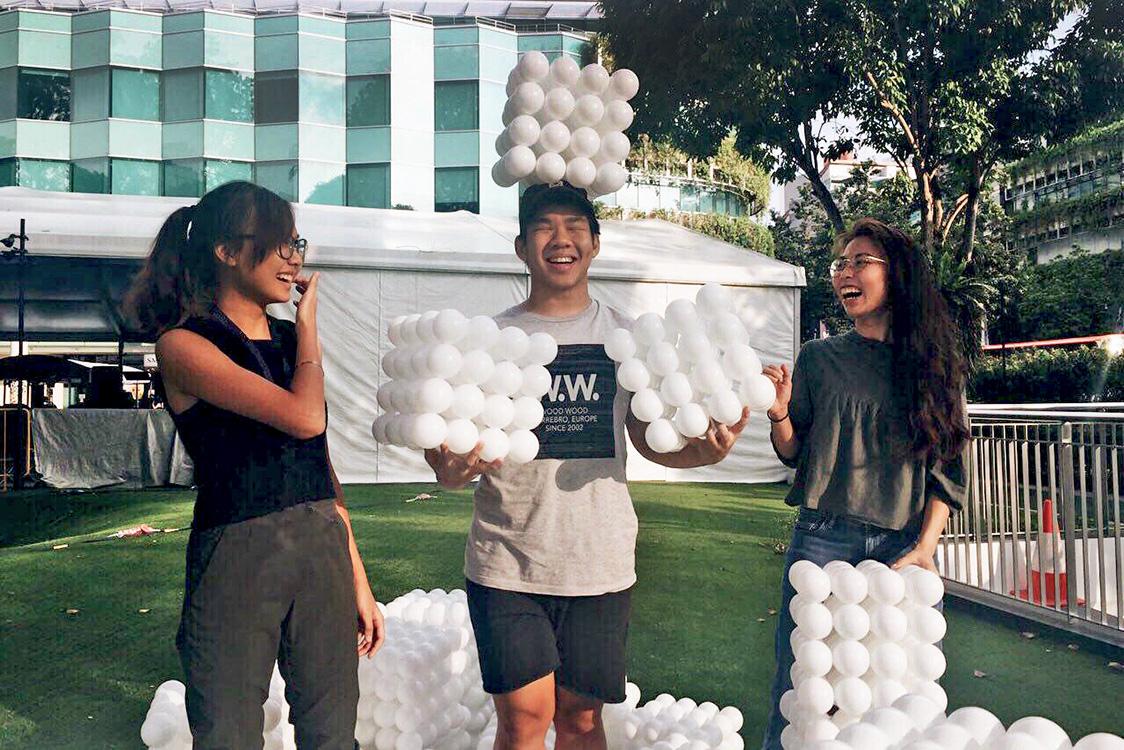 My SMU Social Sciences Freshman Year: Chelsea Cheng