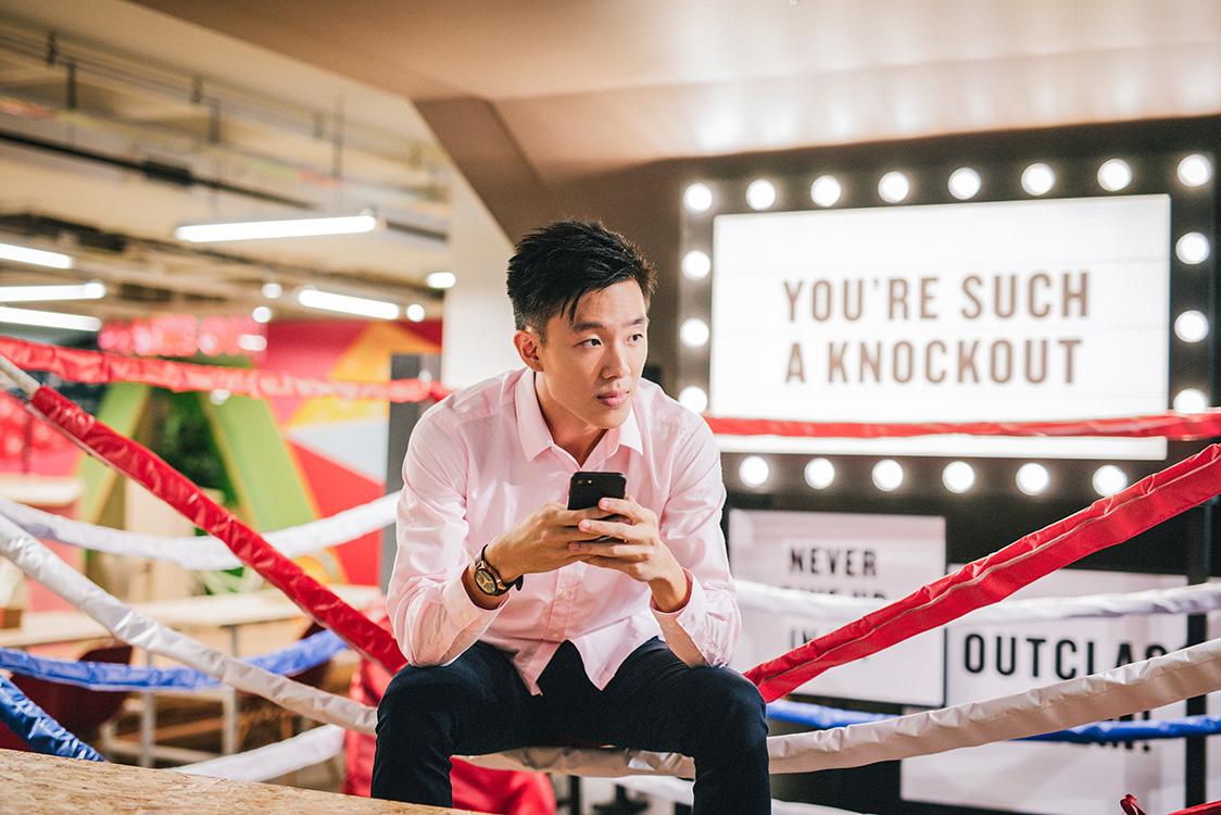 Social Media Influencer? Call Him a Digital Ninja Instead