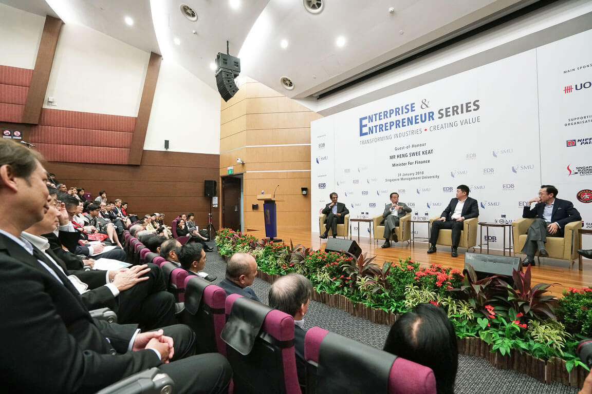 """Integration is key to conquering industry disruptions in Singapore"""