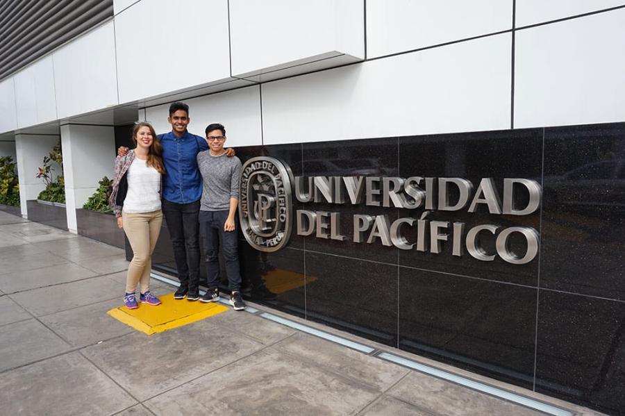 Universidad Del Pacifico
