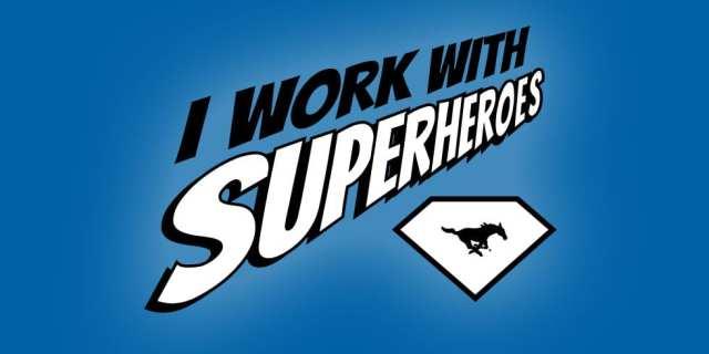 I work with Cybersecurity Superheroes!