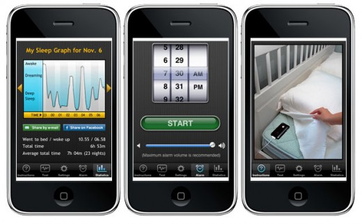 Sleep Cycle – Turn Your iPhone Into a Sleep-tracking Device.
