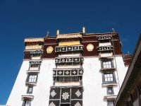 Temple in the Potala Palace