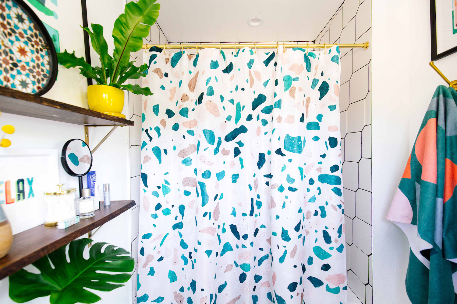 how to buy the right shower curtain for