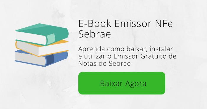 Figura Ebook Gratuito Emissor NFe Sebrae