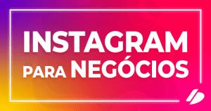 card instagram para negócios