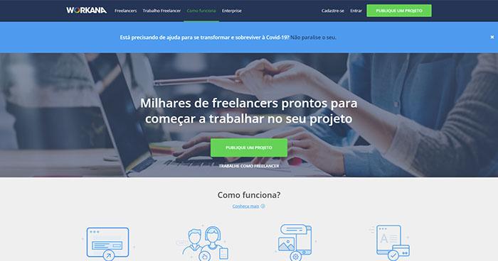 Ganhe Dinheiro em 2020 como Freelancer