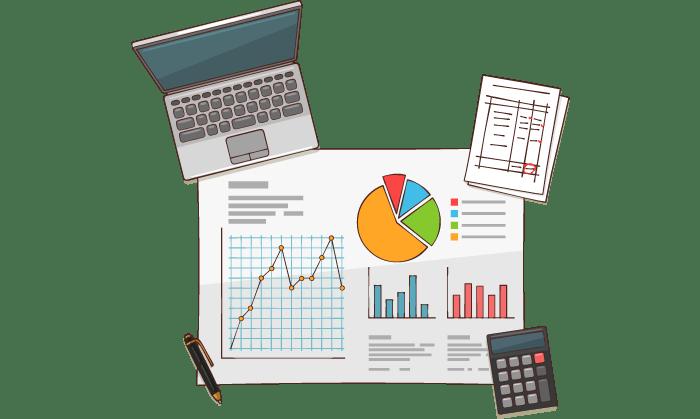 implementação controle financeiro