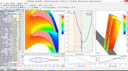 BladeProfiling-Turbomachinery-Design-Software