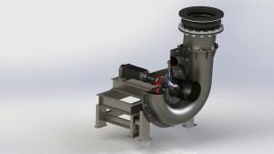 Centrifugal Compressor for Refrigeration