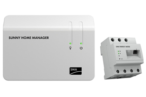 Setting up Zero Export with the SMA Energy Meter and Sunny Home Manager