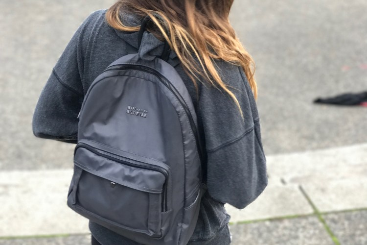 SOL and SELENE - Jenna Epperly - Around Town Back Pack